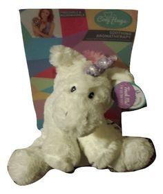 Cozy Hugs Unicorn Aromatherapy Hot/Cold Soft Plush Ceramic Beads Lavender Scent #CozyHugs