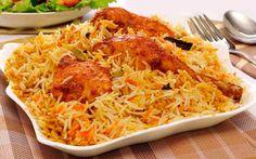 Tasty Hyderabadi Chicken Dum Biryani Recipe