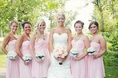 light pink wedding theme - Google Search