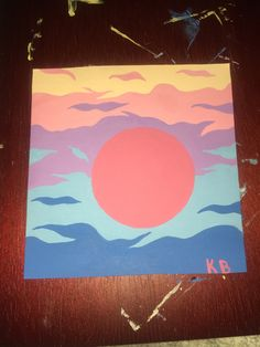 pastel sunset painting 40 Simple and Easy Landscape Painting IdeasAbstract Art, Cloud Painting Print , Cloud Print Extremely Beautiful Pastel Watercolor PaintingsOriginal Oil Painting Modern Large Wall Art Decor… Simple Canvas Paintings, Small Canvas Art, Mini Canvas Art, Cute Paintings, Sunset Paintings, Easy Canvas Art, Aesthetic Painting, Aesthetic Art, Posca Art