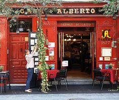 barrio de las letras | madrid