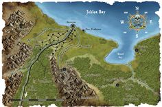 Maps of Greyhawk: Misc Maps