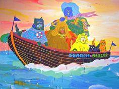 Misaki Kawai, Search and Rescue, 2008