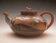 Soho Roofscape Teapot (1983) by Lidya Buzio.
