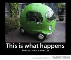 Oha, ich glaub, ich kauf mir doch ein anderes Auto...