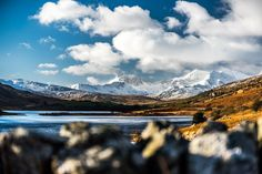 Winter finally came to Snowdonia Photo by Stewart MacKellar — National Geographic Your Shot