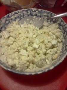 Fotato Salad
