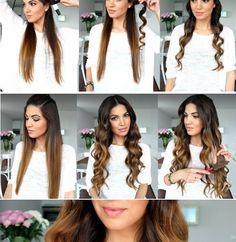 Messy Bun Hairstyle Tutorial - AllDayChic