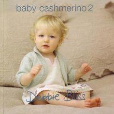 Debbie Bliss - Baby Cashmerino 2 - Strik og broderi - garn, kits og designs i Sommerfuglen
