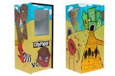 Art Box Project. Click to Vote!