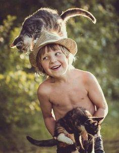 Children of all species