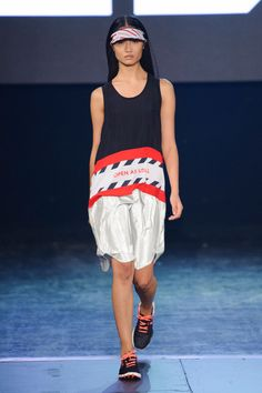 Défilé VFiles, prêt-à-porter printemps-été 2015, New York. #NYFW #Fashionweek #runway