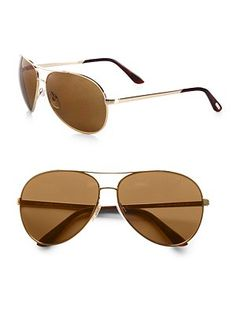 9edc8cdb56c4 Tom Ford Charles Polarized Aviator Sunglasses. I LOVE these!! Tom Ford  Eyewear
