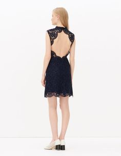 Romie Dress - Dresses - Sandro Paris