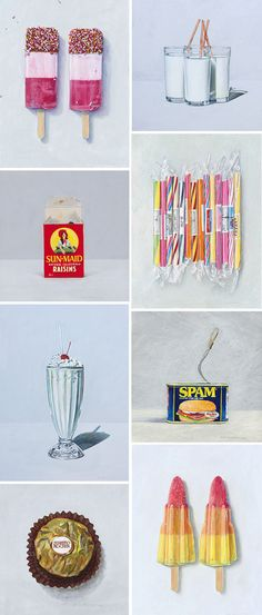 Joel Penkman // Food as Art
