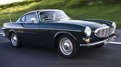 THIS is a dream of a car, the classical Volvo P 1800. I hope that i will sometimes own one.