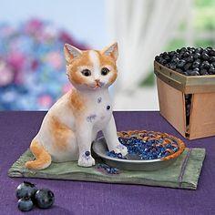 Blueberry Pie Caper Cat Figurine By Lenox by Lenox, http://www.amazon.com/dp/B00B2PJ9CM/ref=cm_sw_r_pi_dp_s4yjrb1BK29AE