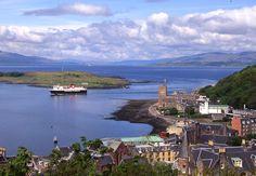 ★ Oban, Argyll and Bute, Scotland