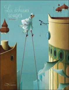 Les Echasses Rouges (The Red Stilts) cover by Eric Puybaret