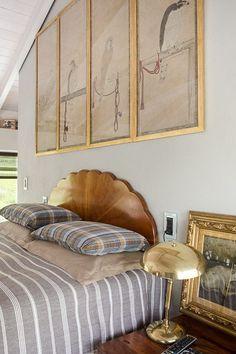 Private House O | Photo © Francesca Pagliai [Bedroom - Camera da letto]