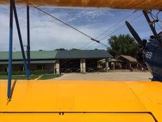 10. Stearman Field Bar & Grill, Benton