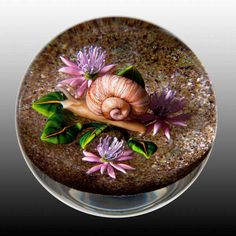 ken rosenfeld paperweights   FULL-SIZE CRYSTAL PAPERWEIGHTS