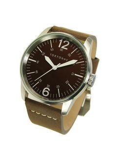 Terrain watch - brown