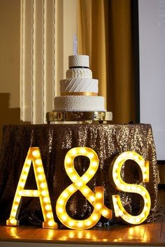 Black and Gold Wedding by Rife Ponce Photography
