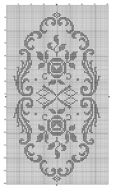 Crochet Edging Patterns, Crochet Bikini Pattern, Filet Crochet Charts, Crochet Table Runner, Crochet Tablecloth, Crochet Dollies, Crochet Wedding, Holiday Crochet, Cross Stitch Flowers