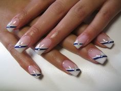 Nageldesigns french