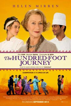 New Release Review - The Hundred-Foot Journey http://www.themoviewaffler.com/2014/08/new-release-review-hundred-foot-journey.html