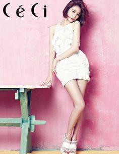 Go Joon Hee - Ceci Magazine July Issue 2013