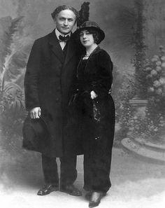 Houdini and Bess
