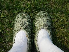 Slippers by Yarniwa by yarniwa on Etsy, $22.00