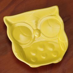 Awesome Owl Tray  A wise place to set your stuff!