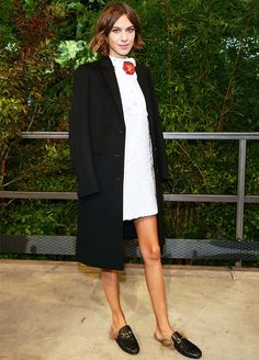 6+Days,+10+Looks:+See+Alexa+Chung's+Best+Fashion+Week+Outfits+via+@WhoWhatWearUK