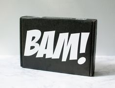 The BAM! Box Subscription Box Review + Coupon - July 2016 - Read my review of the July 2016 The BAM! Box and save 10% off of your first box!