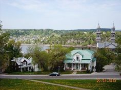 Downtown Chicoutimi Quebec, Monuments, Lac Saint Jean, Trip Advisor, Images, Photos, Mansions, House Styles, Home Decor