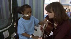 Music Therapy in Action at Children's Hospital Oakland