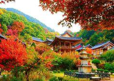 Buseoksa Temple, Gyeongsangbuk-do, South Korea