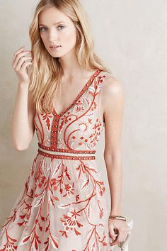 Alicante Dress - anthropologie.com