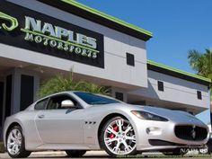 Maserati GranTurismo 2012 S Luxury Cars For Sale, Maserati Granturismo, Bmw, Vehicles, Cutaway, Cars, Vehicle