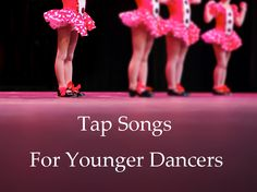Pin now read later. Tap Songs for itty bitty dancers!