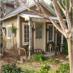 garden shed garden shed from recycled materials click the image to enlarge garden shed pinterest playhouses gardens and garden structures