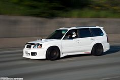 Forester XT ...and Stormtrooper...