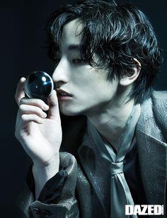 Lee Soo Hyuk Dazed and Confused Korea Magazine December 2010