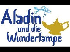 Aladin und die Wunderlampe (Hörbuch) - Märchen aus 1001 Nacht Aladin, King Logo, Youtube, Music, Movies, School, Projects, Musica, Musik