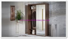 İstikbal Zenit Portmanto Decor, Furniture, Oversized Mirror, Home Decor, Projects To Try, Mirror