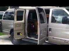 ▶ How to DIY camper van conversion ( floor ) - YouTube
