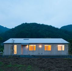 Case-Real's House in Nagatoro sits at the base of a mountain